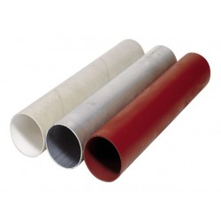 BP110G10 - Polyester Rohr 110 mm, L.: 1 meter