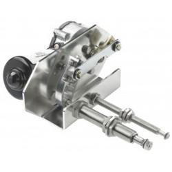 HDM24DL - Scheibenwischermotor, lange Welle, 24 Volt / 75 Watt