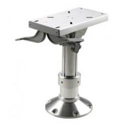 PCG3040 - Stuhlfuss, Höhenverstellung 30-40cm mit Gasfeder, Längsverstellung