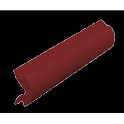 STRIPRL - Keder weinrot, Rolle 30m