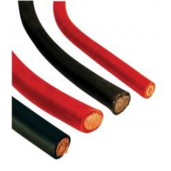 BATC06M - Batteriekabel 6mm2, PVC schwarz