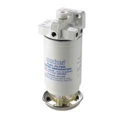 340VTEPB - Wasserabscheider/Grobfilter, Pumpe, 380 l/Std, 10my, CE