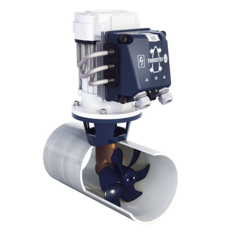 BOWA0361 - Bugschraube voll-proporzional, 12 V, 360 N, D: 125mm