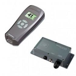 P102981 - AA710 kabellose Fernbedienung mit Kettenzähler Handfernbedienung, Basisstation, 1 Sensor und Magnet